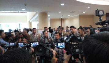 Foto JK: Arab Saudi Ingin Tingkatkan Investasi Nonmigas di Indonesia