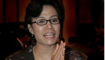 Foto Sri Mulyani Butuh Investor untuk Datangkan Wisman