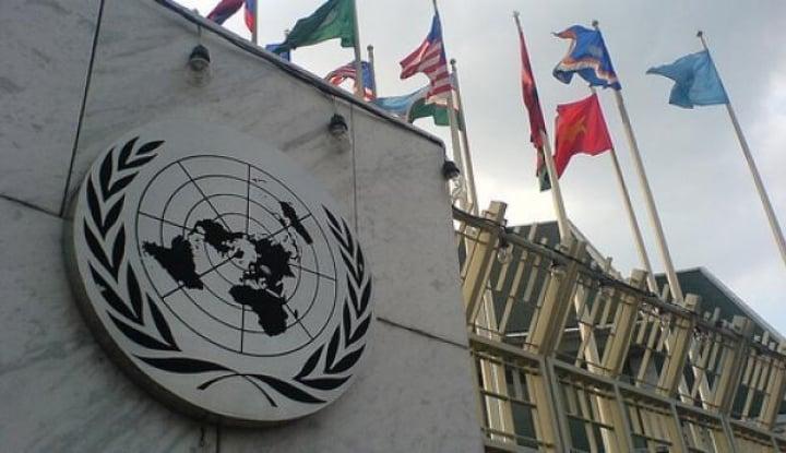 Masak di Markas Besar PBB Deklarasi #2019GanriPresiden? - Warta Ekonomi