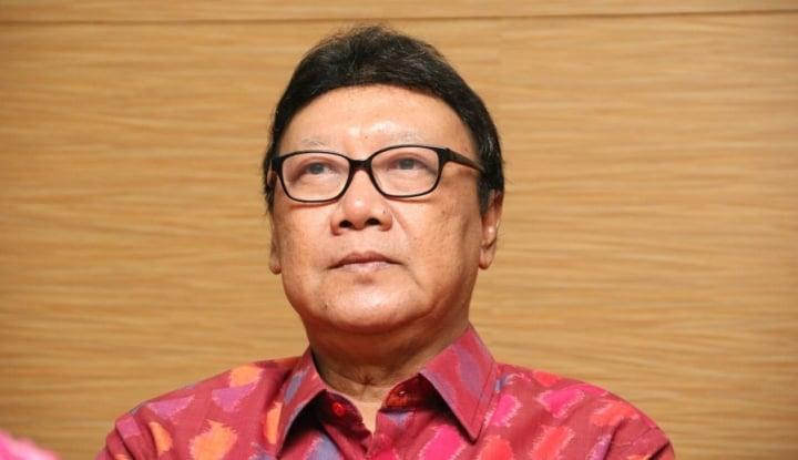 Tjahjo Kumolo Berikan Keterangan ke KPK, Bakal Jadi Jumat Keramat? - Warta Ekonomi