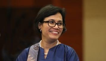 Foto Menkeu Sambut Baik JPMorgan Naikkan Peringkat Indonesia