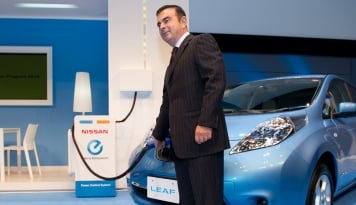Foto CEO Nissan: Ketidapastian Brexit Rusak Investasi di Industri Mobil