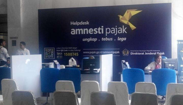Foto Berita Amnesti Pajak Jateng II Terkumpul Rp1,7 Triliun