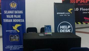Foto Tax Amnesty Periode III di Sultanbatara Capai Rp26 Miliar