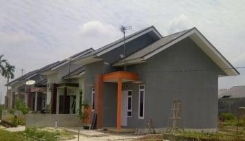Foto BTN: Indeks Harga Rumah di Kepulauan Riau Jadi yang Tertinggi