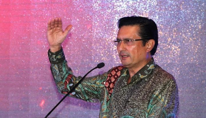 Fadel Muhammad Maju ke Bursa Calon Ketua MPR - Warta Ekonomi
