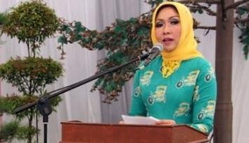 Foto KPK Periksa Istri Walikota Medan soal Jalan-Jalan ke Jepang