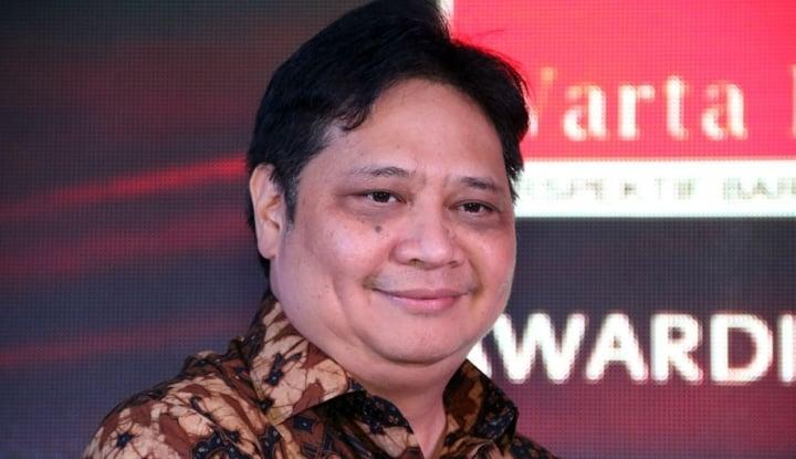 Foto Berita Tiga Ormas Dukung Airlangga Hartarto jadi Ketum Golkar Gantikan Novanto