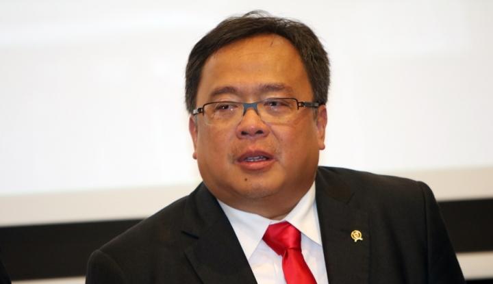 Foto Berita Kepala Bappenas Nilai Dana Haji Rp70 Triliun Bisa untuk Biayai Infrastruktur