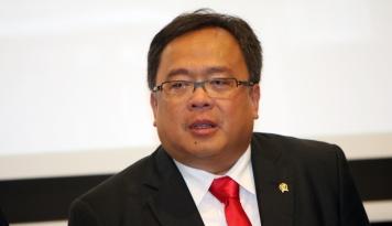 Foto Bappenas Sebut Pembangunan MRT Bukan untuk Gagah-gagahan