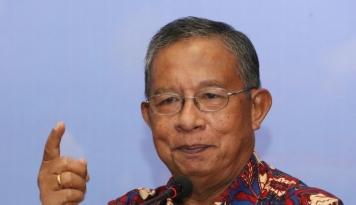 Foto Darmin Segera Sampaikan Draf Perppu AEOI kepada Presiden