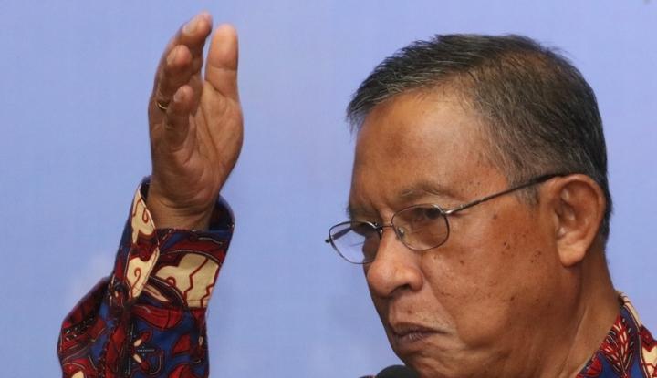 Foto Berita Menteri Darmin Tantang Perusahaan Perbaiki Kemitraan Strategis
