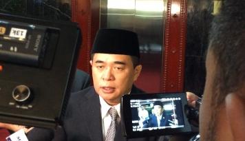 Foto Akom Tak Penuhi Panggilan KPK