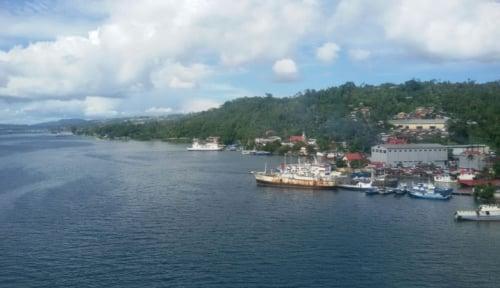 Foto Perbaikan Optik Telkom Jalur Papua Masuk Tahap Akhir
