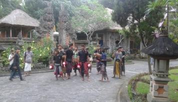 Foto Kunjungan Raja Arab Saudi Rangsang Turis di Bali (2)
