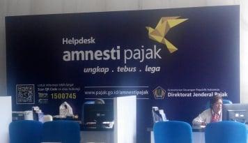 Foto Setumpuk PR Pemerintah Setelah Tax Amnesty Berakhir