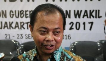 Foto KPU Pastikan Pilkada DKI Dua Putaran