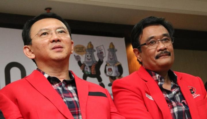Foto Berita Djarot Harap Bisa Terapkan Kartu Jakarta Lansia Bulan Mei