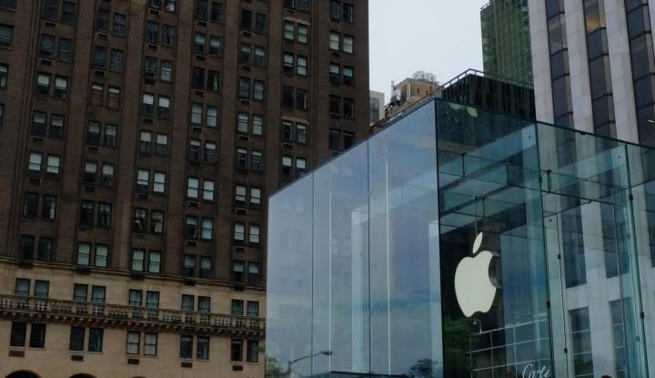 Bos Apple Ingin Memecah Perusahaannya? - Warta Ekonomi