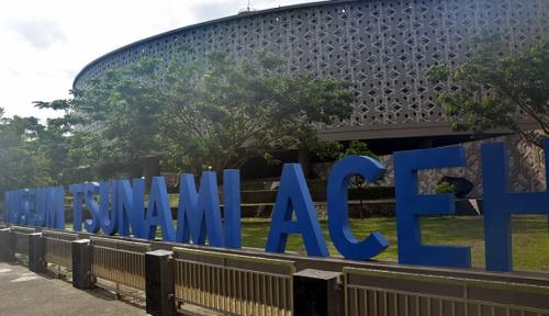 Foto Situs Tsunami Aceh Sukses Sedot Wisatawan Asing