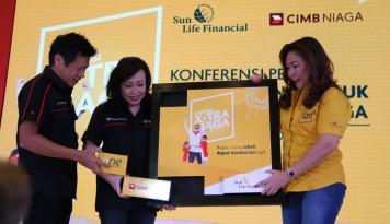 Foto Sun Life  Luncurkan Asuransi X-Tra Jaga, Jamin Premi Kembali 50%