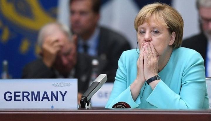 Foto Berita Kanselir Jerman: Sedang Terjadi Pembantaian di Suriah