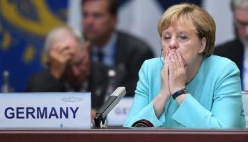 Foto Kanselir Jerman: Sedang Terjadi Pembantaian di Suriah