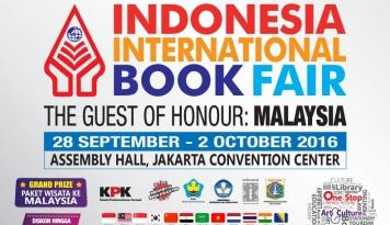 Foto IIBF Jakarta, 23 Buku Indonesia Dibeli Hak Ciptanya