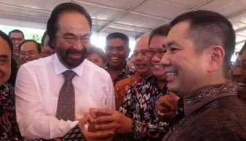 Foto Surya Paloh: Papua Benteng NKRI