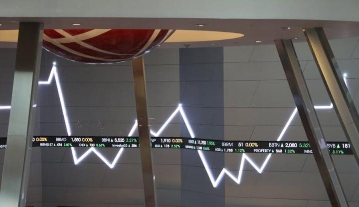 Foto Berita IHSG Ditutup Melemah di Tengah Peningkatan Bursa Global
