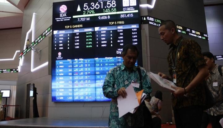 Foto Berita BEI Pede Transaksi Harian Bisa Tembus Rp8 Triliun