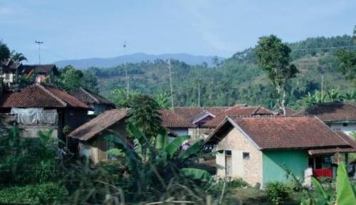 Foto Indeks Pembangunan Desa Naik 3,65 Poin