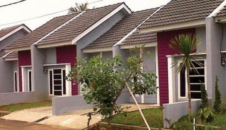 Foto Berita Rumah Tipe 36, Pilihan yang Tepat untuk Investasi