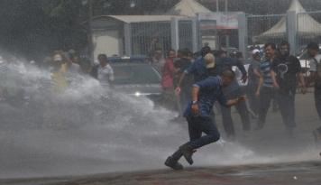 Foto Kapolda Bakal Pidanakan Demo Ugal-Ugalan Mahasiswa Unismuh Makassar