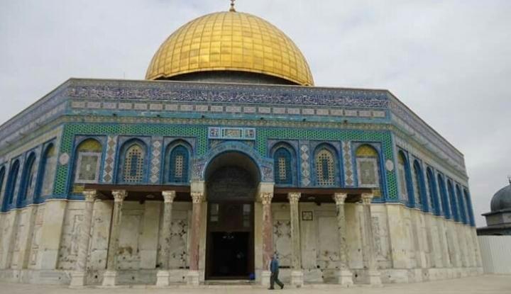 Pekan Depan, Masjid Al Aqsa Izinkan Kembali Salat Berjamaah