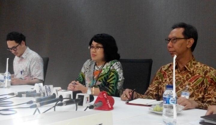 Foto Berita BI: Perdagangan Nonmigas Dorong Surplus Neraca Perdagangan