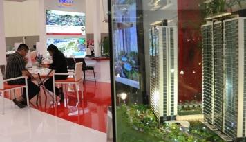 Foto Selama Properti Expo, Pikko Berikan Harga Khusus