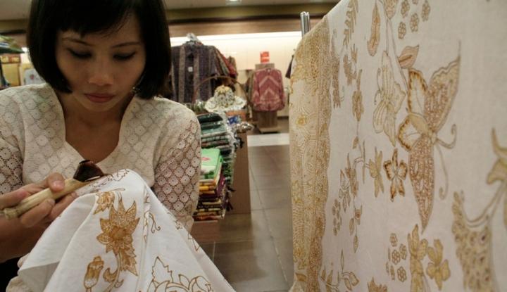 Foto Berita KBRI Canberra Kenalkan Batik pada Masyarakat Asing