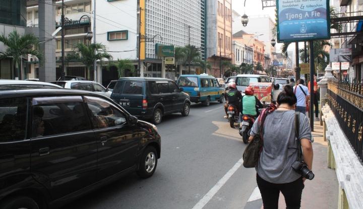 pemkot medan dukung penuh angkutan online