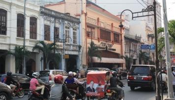 Foto Triwulan I 2017, Pasar Properti Sumut Masih Melambat