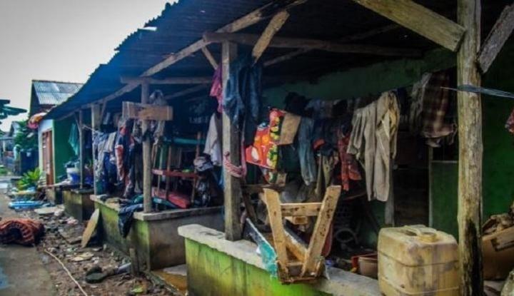 Foto Berita Tahun Lalu, Jumlah Penduduk Miskin di Sumut Turun 0,94 Poin