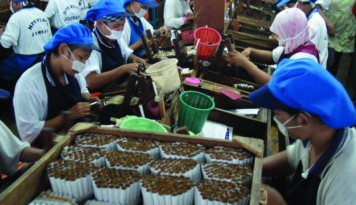 Foto Berita Kontrol Pemerintah Terhadap Industri Rokok Dinilai Minim