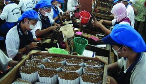 Industri Minta Simplifikasi Cukai Rokok Disetop Selama Pandemi