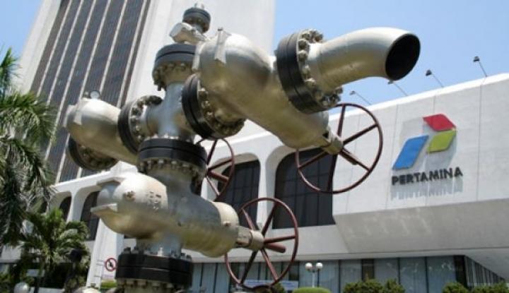 Foto Berita Pertamina Investasikan Rp 30 Miliar Kembangkan City Gas