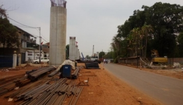 Foto Hutama Karya Fokus Kembangkan Trans Sumatera