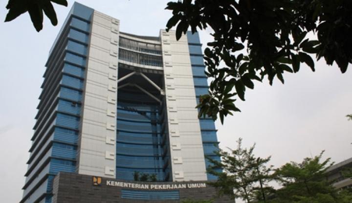 Progres Proyek Bendungan Rukoh Aceh Baru 8,69%