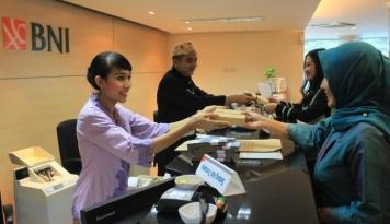 Foto Kredit Pangan BNI Sentuh 10.000 Debitur