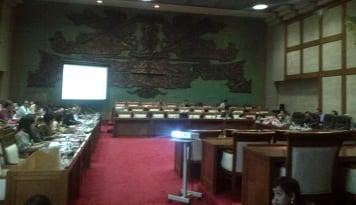 Foto Komisi V DPR Temukan Adanya Penyalahgunaan Dana Desa di NTT