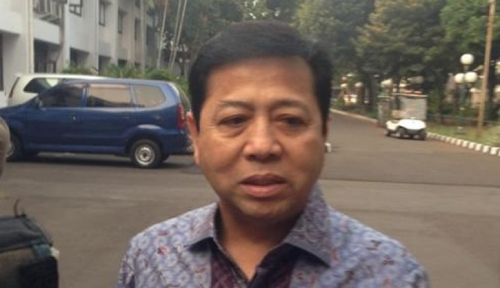 Foto Berita Setya Novanto Dipertemukan dengan Saksi Lain dalam Pemeriksaan