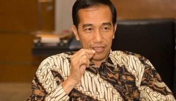Foto Ini Pesan Jokowi Agar Investor Tertarik Investasi di Indonesia
